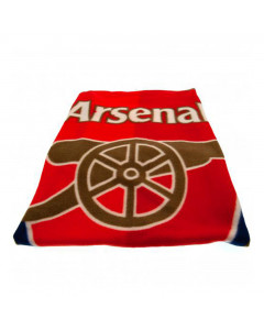 Arsenal odeja 125x150 cm