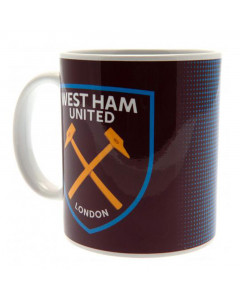 West Ham United LN skodelica