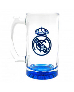 Real Madrid Bierglas Krug