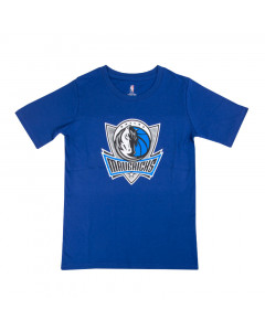 Dallas Mavericks Youth Primary Logo majica