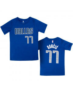Luka Dončić 77 Dallas Mavericks Youth T-Shirt