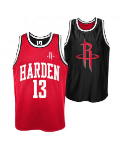 James Harden 13 Houston Rockets Pure Shooter Tank Trikot beidseitig tragbar