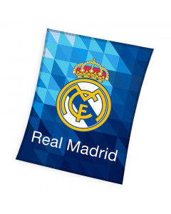 Real Madrid Decke 150x200