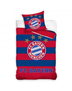 FC Bayern München posteljnina 140x200
