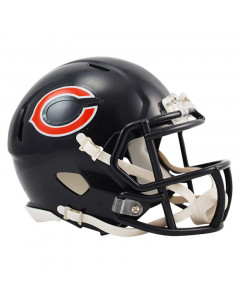 Chicago Bears Riddell Speed Mini Helm