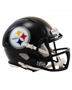 Pittsburgh Steelers Riddell Speed Mini Helm