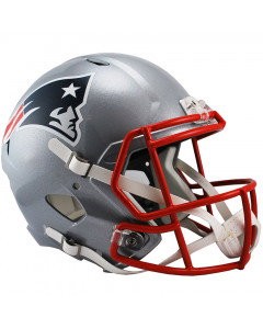 New England Patriots Riddell Speed Replica Helm