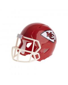 Kansas City Chiefs Riddell Pocket Size Single Helm