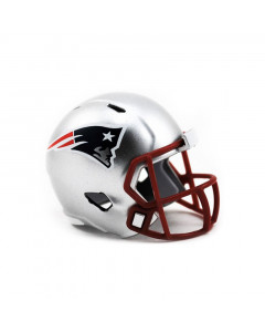 New England Patriots Riddell Pocket Size Single čelada