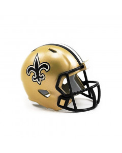 New Orleans Saints Riddell Pocket Size Single kaciga