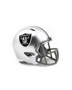 Oakland Raiders Riddell Pocket Size Single Helm
