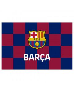 FC Barcelona Chess zastava 150x100 cm