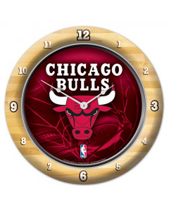 Chicago Bulls Wanduhr