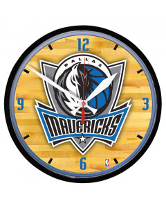 Dallas Mavericks zidni sat