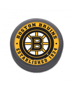 Boston Bruins Souvenir Puck