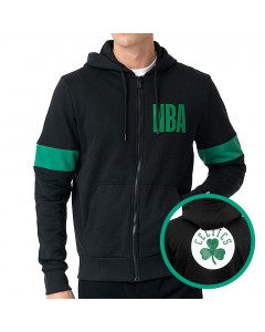 Boston Celtics New Era Kapuzenjacke