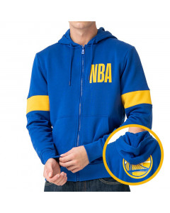 Golden State Warriors New Era zip majica sa kapuljačom