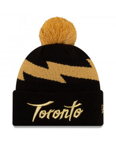 Toronto Raptors New Era City Series 2019 Wintermütze