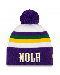 New Orleans Pelicans New Era City Series 2019 Wintermütze