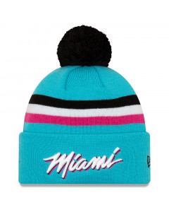 Miami Heat New Era City Series 2019 Wintermütze