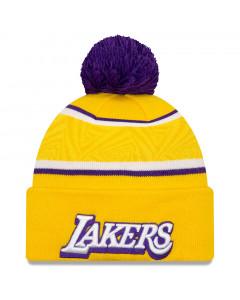 Los Angeles Lakers New Era City Series 2019 Wintermütze
