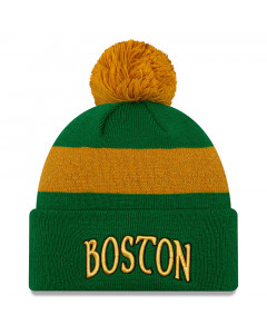 Boston Celtics New Era City Series 2019 Wintermütze