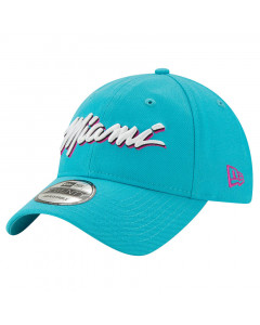Miami Heat New Era 9TWENTY City Series 2019 Mütze
