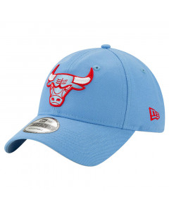 Chicago Bulls New Era 9TWENTY City Series 2019 Mütze