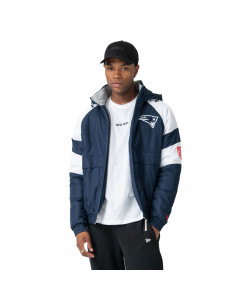 New England Patriots New Era Puffer Jacke