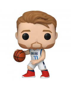Luka Dončić 77 Dallas Mavericks Funko POP! Figura