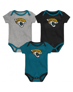 Jacksonville Jaguars 3x bodi