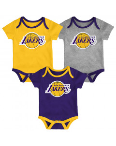 Los Angeles Lakers 3x Baby Body