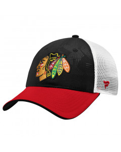 Chicago Blackhawks Trucker Revise Iconic Mütze