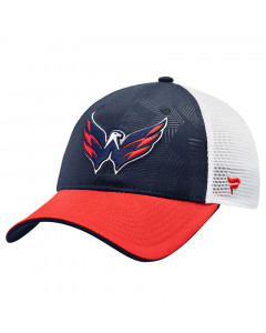 Washington Capitals Trucker Revise Iconic Mütze
