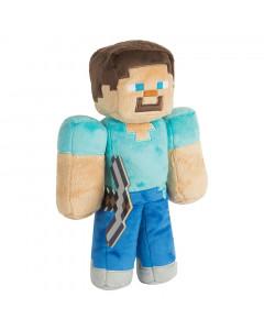 "Minecraft Jinx Steve plišasta igrača 12"""