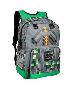 Minecraft Jinx Emerald Survivalist nahrbtnik