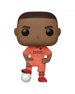 Kylian Mbappe 7 Paris Saint-Germain Away Funko POP! Figura
