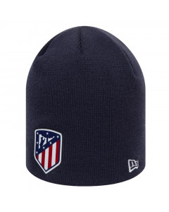 Atletico Madrid New Era Logo Skull Wintermütze