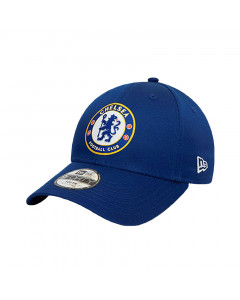 Chelsea New Era 9FORTY Youth Essential Team Kinder Kappe