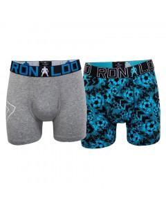 CR7 2x Kinder Boxershorts
