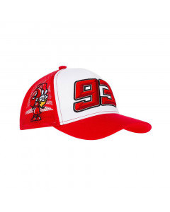 Marc Marquez MM93 Big Number Trucker Kinder Mütze