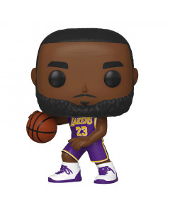 LeBron James 23 Los Angeles Lakers Funko POP! Figura