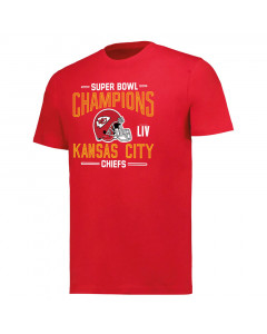 Kansas City Chiefs Super Bowl LIV Champions Punt Return T-Shirt