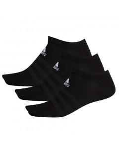 Adidas Light Low 3x Socken schwarz