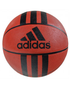 Adidas 3 Stripes Rubber Basketball Ball