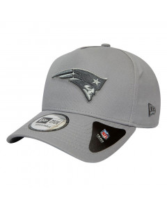 New England Patriots New Era 9FORTY A-Frame Closed Back Mütze