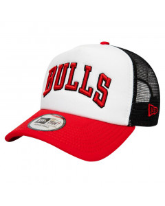 Chicago Bulls New Era Trucker A-Frame Colour Block Mütze