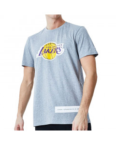 Los Angeles Lakers New Era Block Wordmark majica
