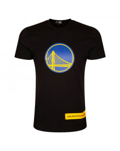 Golden State Warriors New Era Block Wordmark majica