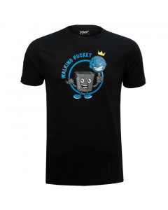 Moška majica IFB Walking Bucket črna